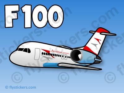 کتاب آموزش Fokker 100